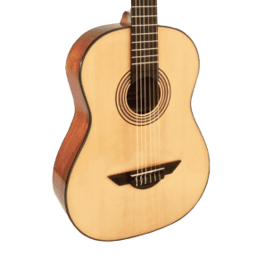 H. Jimenez LG2 El Artista Nylon Classical Guitar Natural