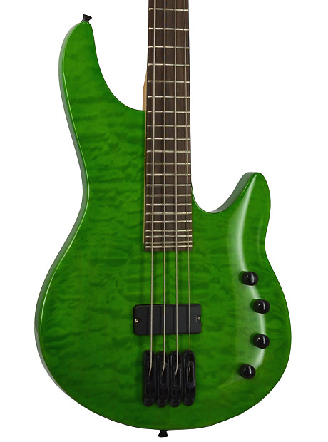 Fishbone Model FBD 04 G 4 String Bass Guitar Awesome