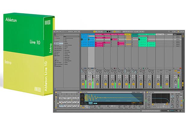 Ableton Live 10 Intro | Recording Software Shop