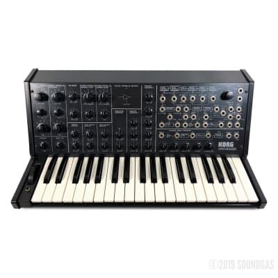 Korg MS-20 *Soundgas Serviced*