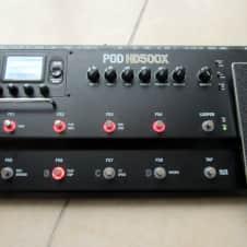 Line 6 HD 500X + Gator Padded Gig Bag