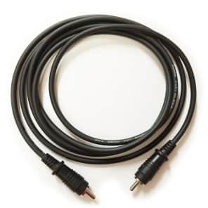 Whirlwind M3106 Mono RCA Cable (6 Foot) for sale