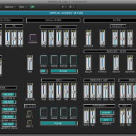 Virtual ACCESS Oberheim Matrix-1000 / 6 / 6R-Programmer  LOGIC v4 - X