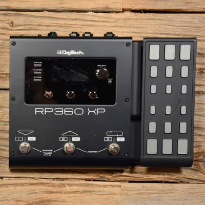 Digitech RP360XP Guitar Multi-Effect Processor