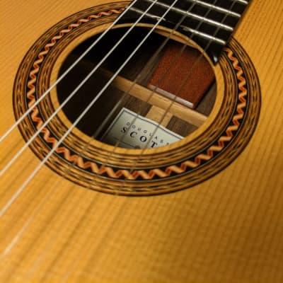 2008 Douglass Scott Classical Guitar for sale