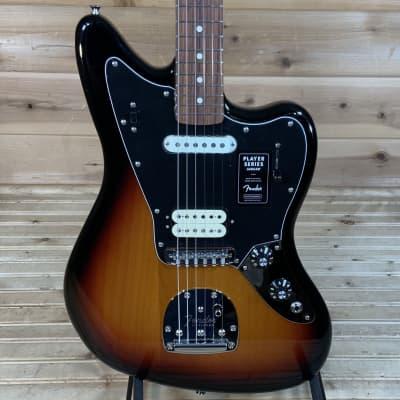 Fender Player Jaguar Electric Guitar - 3 Color Sunburst