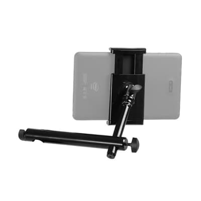 On Stage Grip-On Universal Device Holder with U-mount Mounting Post