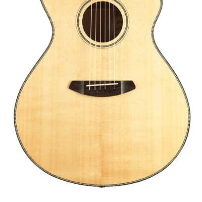 Breedlove Oregon Concert CE Acoustic Electric Guitar. Sitka-Myrtlewood