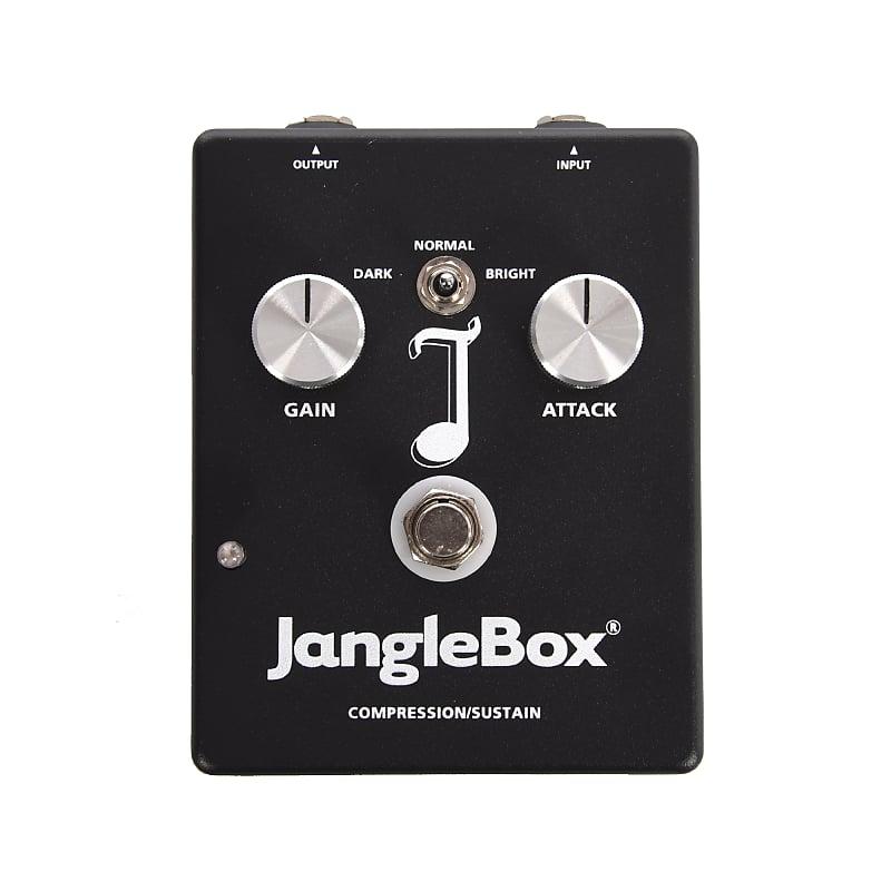 JangleBox Compression Sustainer USA | Chicago Music Exchange
