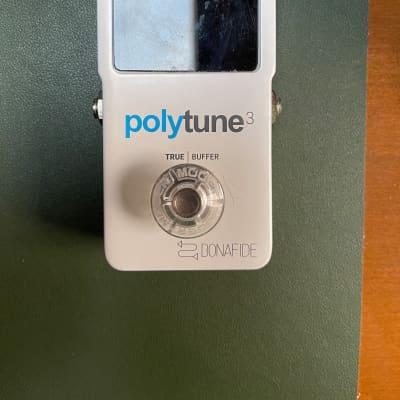 TC Electronic Polytune 3 Polyphonic Tuner Pedal