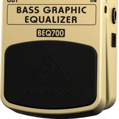 Behringer BEQ700 Ultimate 7-Band Graphic Equalizer for sale