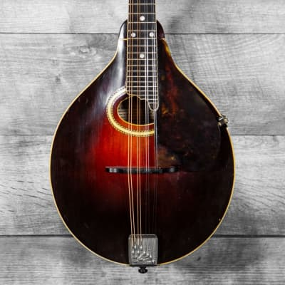 Gibson 1920's 'The Gibson' A4 Mandolin USED for sale
