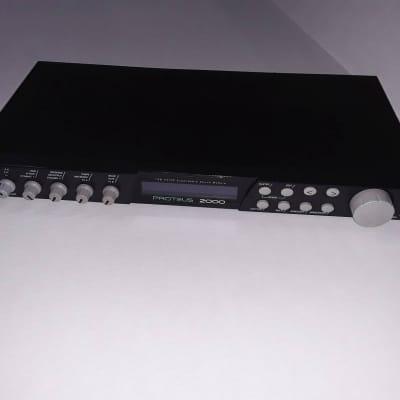 E-MU Systems Proteus 2000 with blue screen upgrade, composer rom