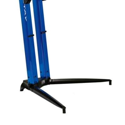 Stay 700/01 Professional Aluminum Keyboard Stand 217 Blue w FAST n Free Shipping