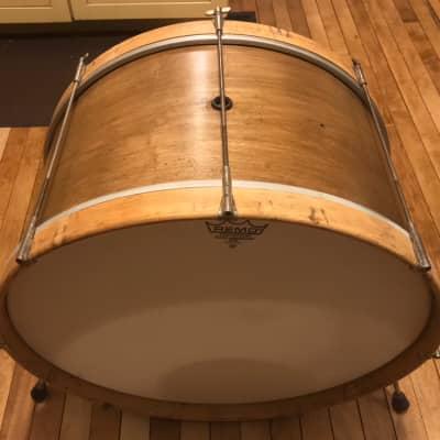 Single Tension Bass Drum 12x24