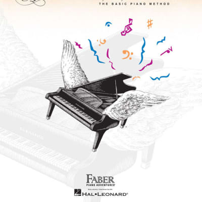 Hal Leonard Faber Piano Adventures - Level 2B Lesson Boo - 2nd Edition