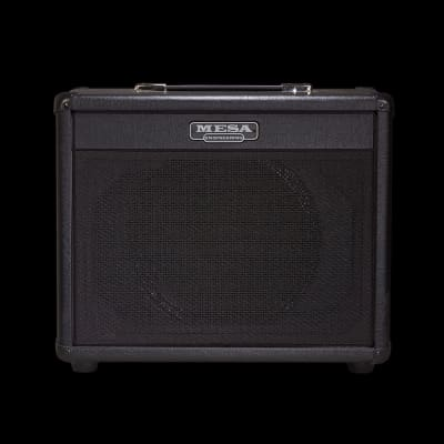 MESA/Boogie 1x12 Lone Star 19 Cabinet - Black Taurus / Black Jute for sale