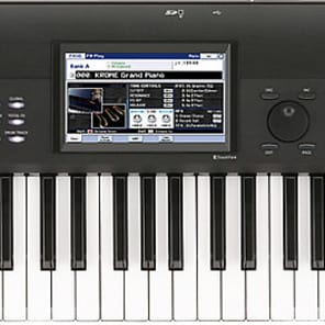 Korg Krome 73 Key Workstation