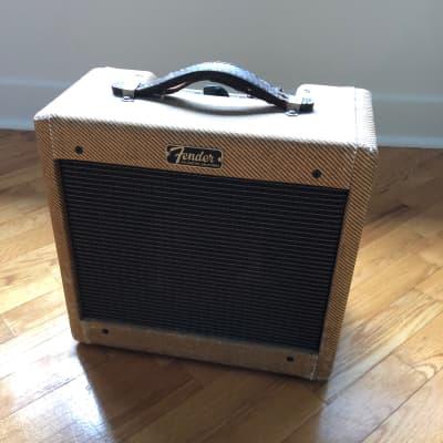 1962 Tweed Fender Champ