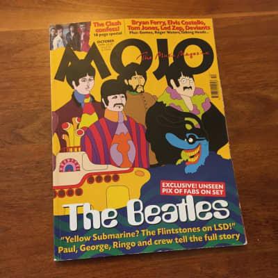 Mojo Magazine Issue 71 - Beatles, Deviants, Clash - October 1999