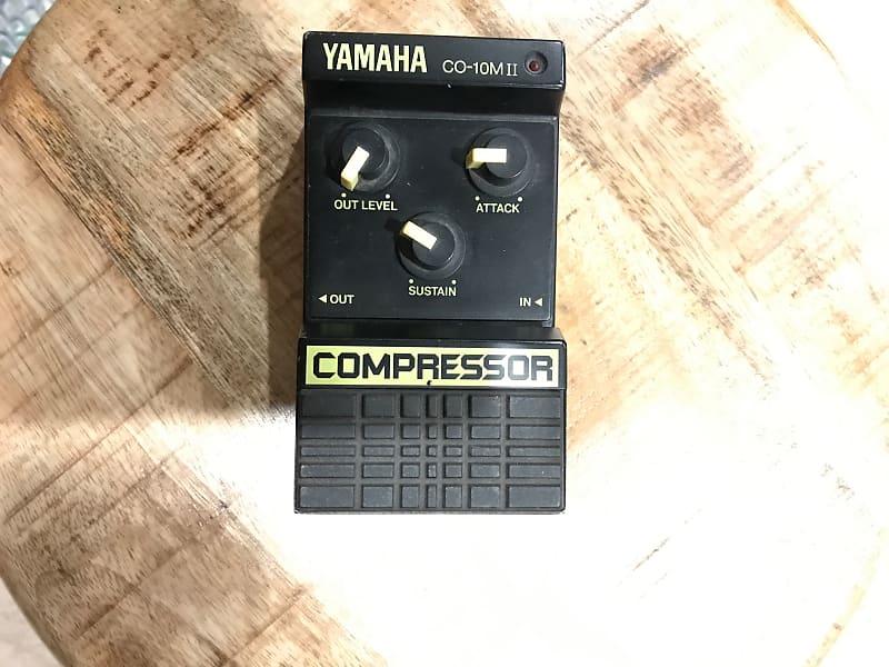 yamaha co 01 compressor ace 39 s asylum reverb. Black Bedroom Furniture Sets. Home Design Ideas