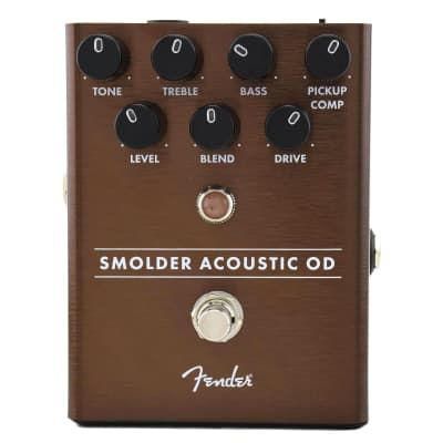 Fender Smolder Acoustic Overdrive for sale