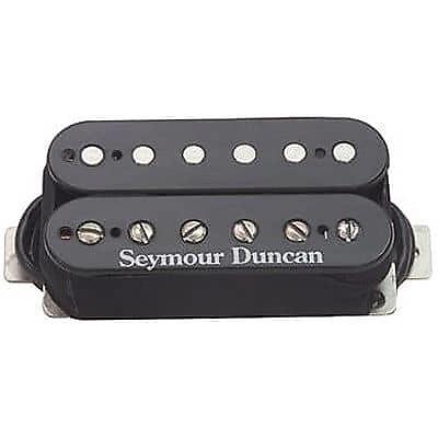 seymour duncan sh 6b distortion black humbucker bridge guitar reverb. Black Bedroom Furniture Sets. Home Design Ideas