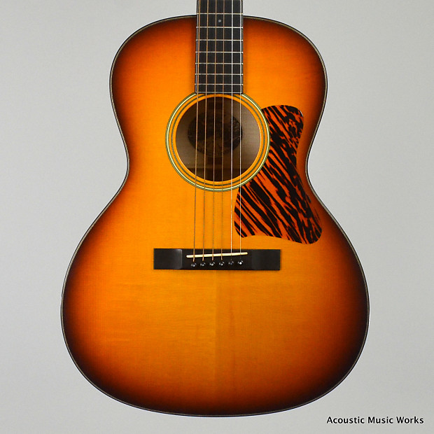 Collings C10, C-10 Deluxe, Adirondack, Maple, Short Scale