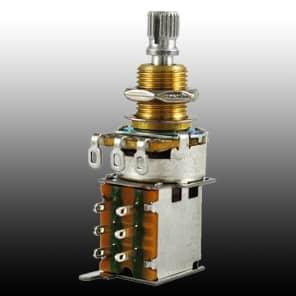 Allparts 500K Push-Push Audio Taper Potentiomer