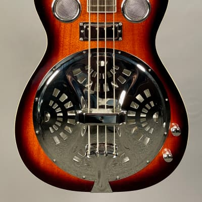 Gold Tone PBB: Paul Beard Signature-Series Resonator Bass Sunburst for sale
