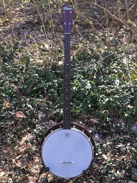 Kay 5 String Banjo 1929 Vintage Sunburst
