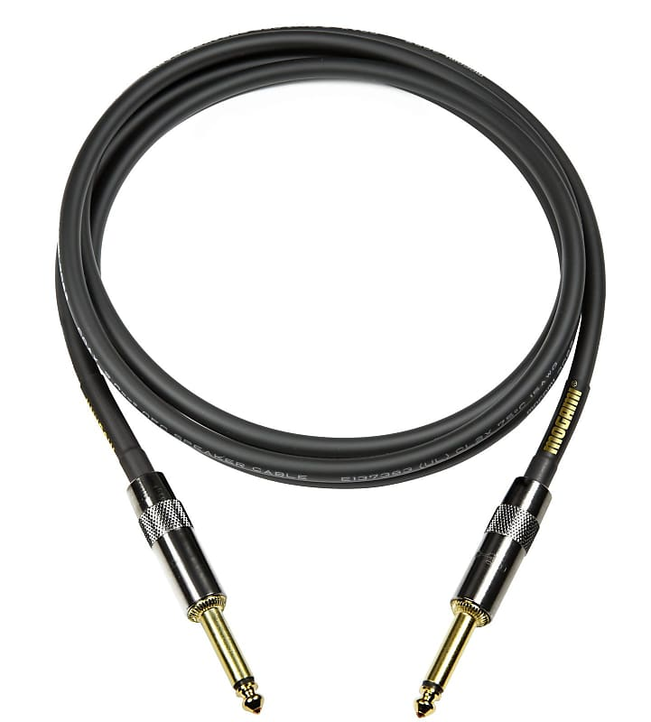 mogami gold speaker 15 amplifier to cabinet speaker cable reverb. Black Bedroom Furniture Sets. Home Design Ideas