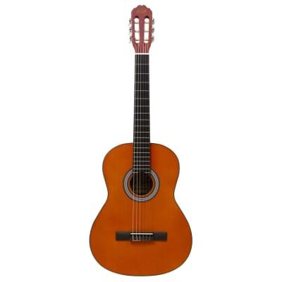 de salvo CG44SNT chitarra classica top massello for sale