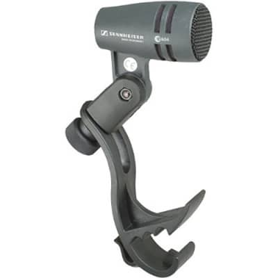 Sennheiser e604 Cardioid Dynamic Microphone E-604 Drum Mic With Clip - 2 Day Delivery