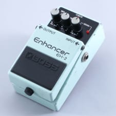 Boss EH-2 Enhancer EQ & Dynamics Processor Guitar Effects Pedal P-05365