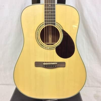 Samick ASDM Greg Bennet Series Acoustic Guitar Natural Finish for sale