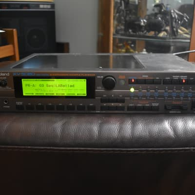 Roland XV-5080 Synthesizer Sound Module with Upgraded RAM