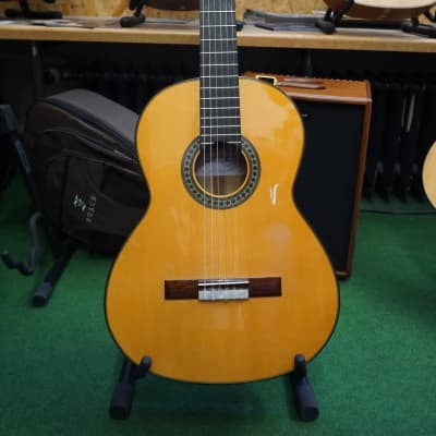Amalio Burguet 2F Spruce, Flamenco Gitarre for sale