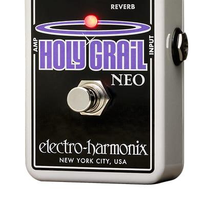 EHX Electro-Harmonix Holy Grail Neo