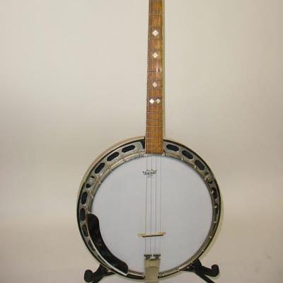 Kel Kroydon KK-11 4-String Tenor Resonator Banjo Made by Gibson 1930's for sale