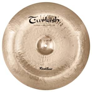 "Turkish Cymbals 20"" Rock Series Rock Beat China RB-CH20"