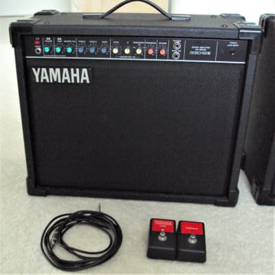 Yamaha G50-112 Series III guitar combo amplifier w/TUKI cover