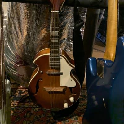 Kay Mandolin 1950's Sunburst for sale