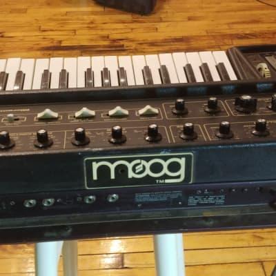 Vintage Moog MicroMoog Analog Synth