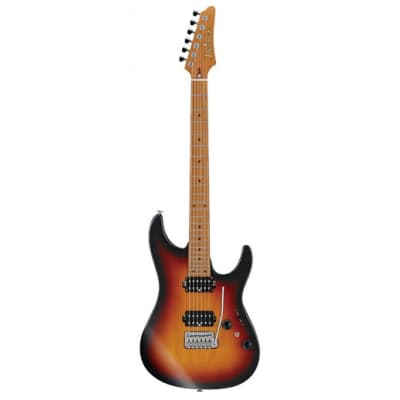 Ibanez Prestige AZ2402 Tri Fade Burst Flat Electric Guitar