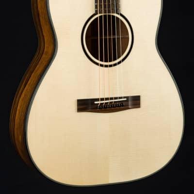 Huss and Dalton CM-12 Custom Macassar Ebony and Italian Spruce NEW for sale