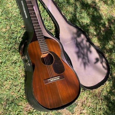 Martin 0-17 1943 -- Pre-War Acoustic Guitar - w/ Orig Case