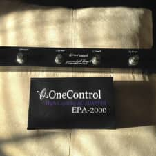 One Control Iguana Tail Loop 2 Five-Channel Loop Switching Guitar Effect Pedal w/power adapter