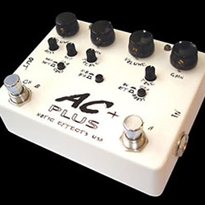 Xotic AC Plus Dual Booster Guitar Pedal for sale