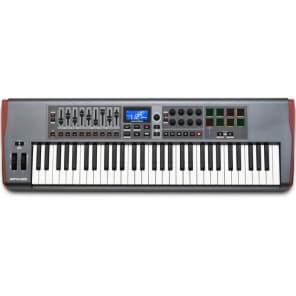 NOVATION Impulse 61 controller USB-MIDI a 61 tasti con drumpad